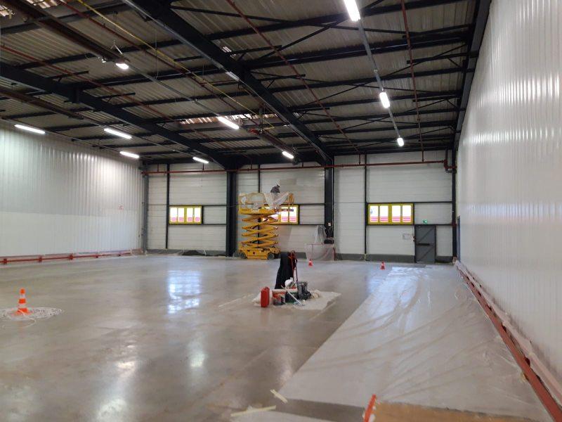 nacelle peinture hangar -peintures&sols28
